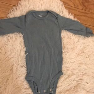 Carter's One Pieces - Carter's 9m onesies (3x)
